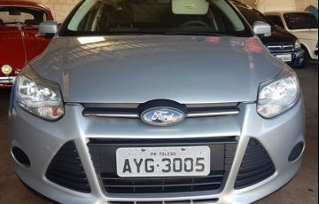 Ford Focus Sedan 2.0 16V