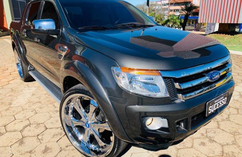 Ford Ranger 3.2 TD XLT CD (Aut) 4x4 - Foto #1