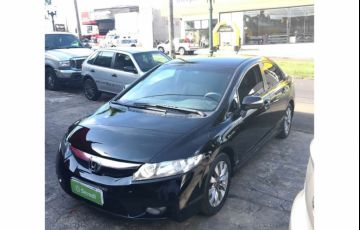 Honda New Civic LXS 1.8 16V i-VTEC (Aut) (Flex)
