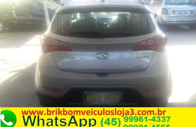 Hyundai HB20 1.6 X Premium (Aut) - Foto #6