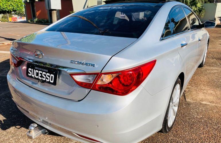 Hyundai Sonata Sedan 2.4 16V (aut) - Foto #3