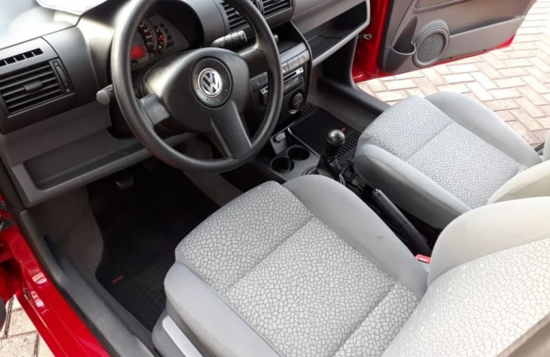 Volkswagen Fox Plus 1.6 8V (Flex) - Foto #8