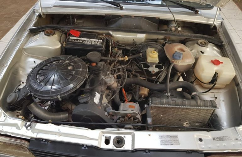 Volkswagen Saveiro CL 1.8 - Foto #5