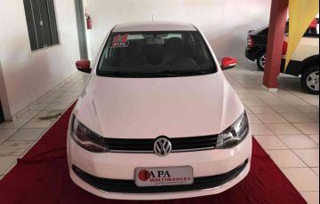 Volkswagen Voyage 1.6 MSI Highline (Flex)