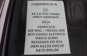 Audi A4 Ambiente 2.0 Turbo FSI - Foto #8