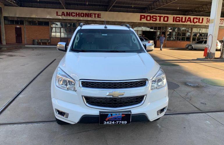 Chevrolet S10 LTZ 2.8 diesel (Cab Dupla) 4x4 (Aut) - Foto #1
