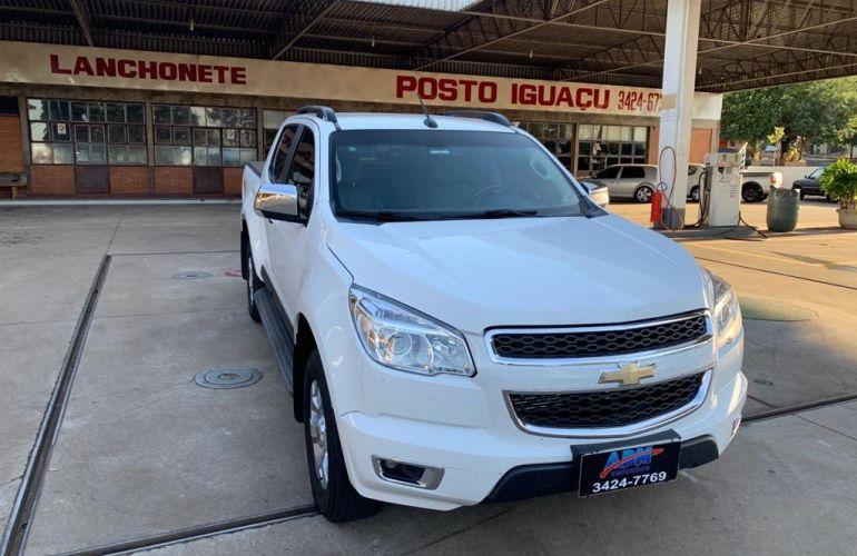 Chevrolet S10 LTZ 2.8 diesel (Cab Dupla) 4x4 (Aut) - Foto #2