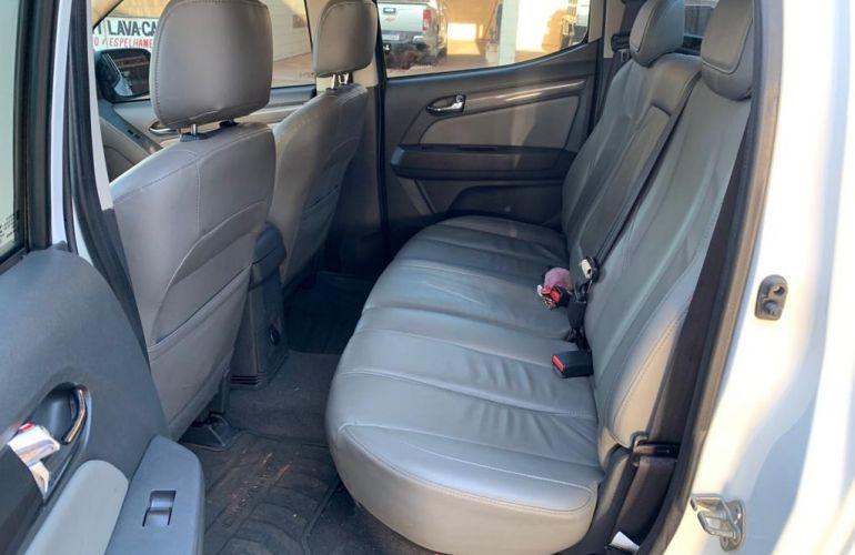 Chevrolet S10 LTZ 2.8 diesel (Cab Dupla) 4x4 (Aut) - Foto #7