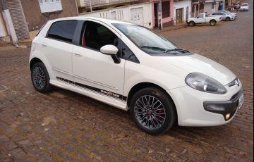 Fiat Punto Sporting 1.8 16V (Flex) - Foto #6