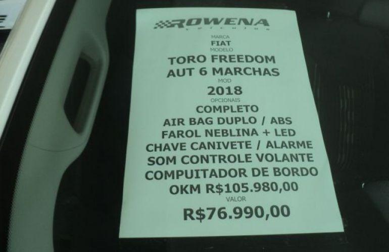 Fiat Toro Freedom 1.8 16v AT6 - Foto #9