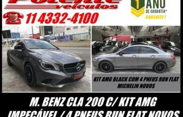 Mercedes-Benz CLA 200 CGI 1.6 16V 156cv Turbo