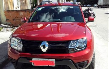 Renault Duster 1.6 16V SCe Expression CVT (Flex) - Foto #2