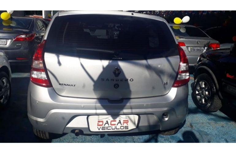 Renault Sandero Privilège 1.6 8V (flex) - Foto #5
