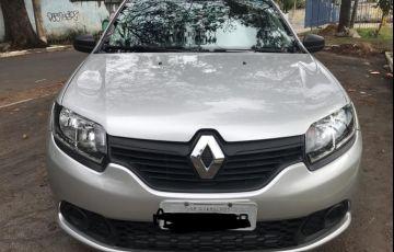 Renault Sandero Authentique 1.0 16V (Flex) - Foto #2