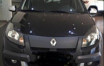 Renault Sandero Stepway 1.6 16V Hi-Flex (aut) - Foto #4