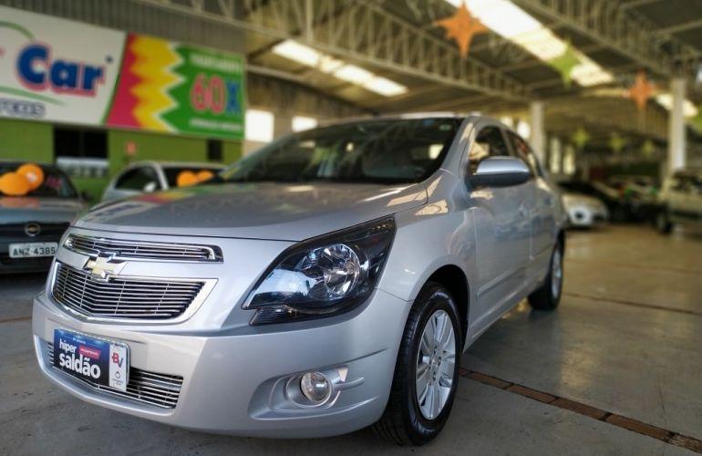 Chevrolet Cobalt LTZ 1.8 8V (Flex) - Foto #1