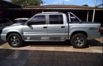 Chevrolet S10 Executive 4x4 2.8 Turbo Electronic (Cab Dupla) - Foto #4