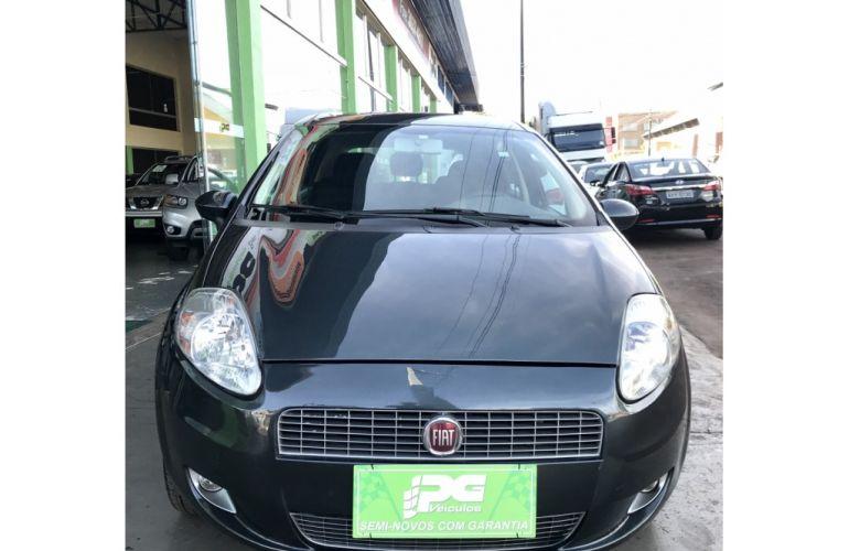 Fiat Punto ELX 1.4 (Flex) - Foto #1