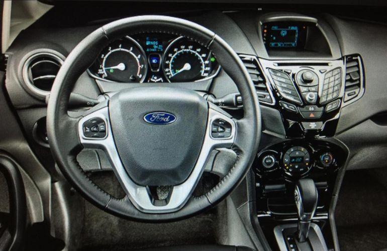 Ford New Fiesta Sedan 1.6 SEL (Aut) (Flex) - Foto #1