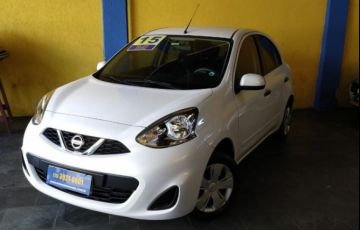 Nissan March S 1.0 16V Flex