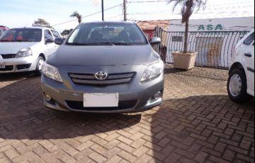 Toyota Corolla Sedan XLi 1.8 16V
