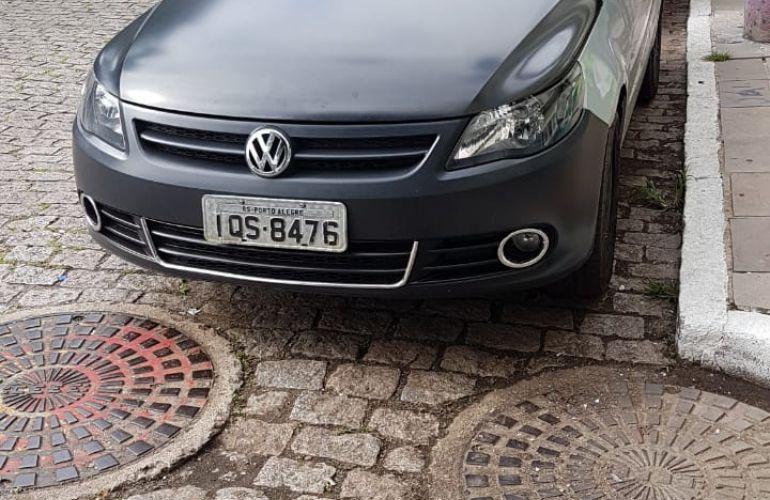 Volkswagen Voyage Trend 1.6 (Flex) - Foto #2