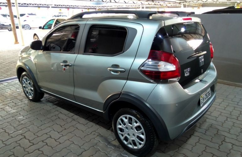 Fiat Mobi Evo Way 1.0 (Flex) - Foto #4