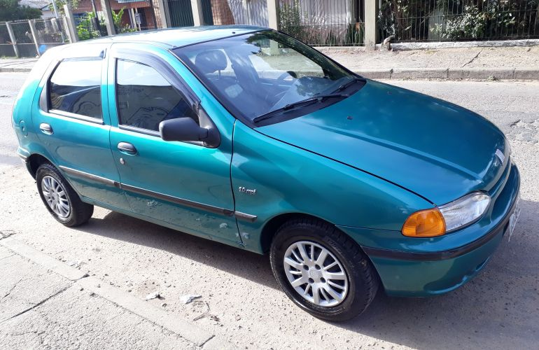 Fiat Palio EDX 1.0 MPi 4p - Foto #9