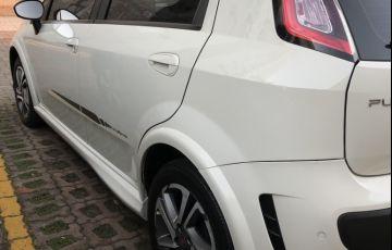 Fiat Punto BlackMotion 1.8 16V Dualogic (Flex) - Foto #6