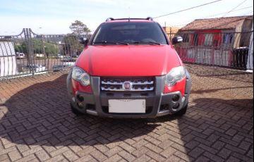 Fiat Strada Adventure 1.8 16V (Cabine Dupla)