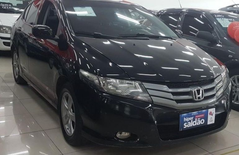 Honda City LX 1.5 16V (flex) - Foto #2