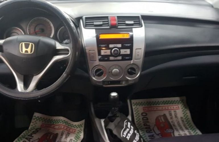 Honda City LX 1.5 16V (flex) - Foto #4