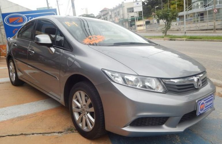 Honda Civic LXS 1.8 16V Flex - Foto #2