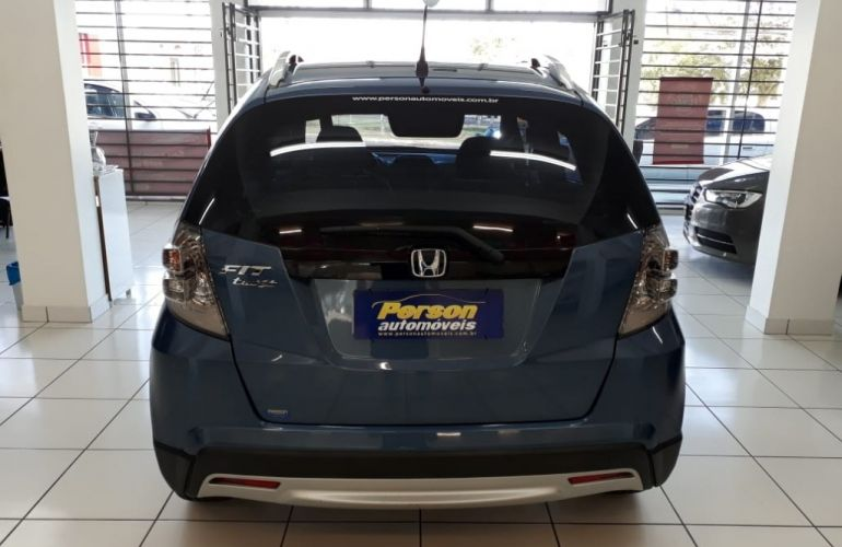 Honda Fit Twist 1.5 16v (Flex) - Foto #5