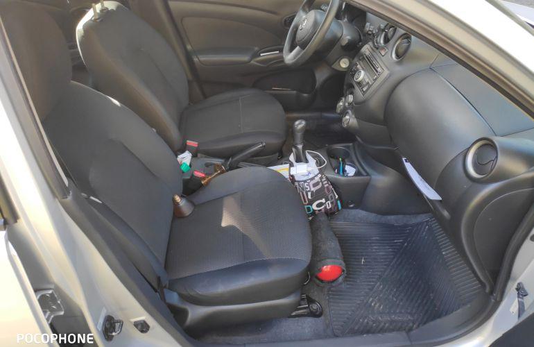 Nissan Versa 1.6 16V SV - Foto #1