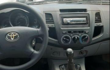 Toyota Hilux SR 4X2 2.7 (cab dupla) - Foto #3