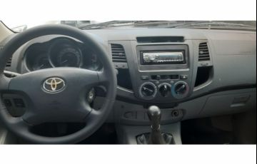Toyota Hilux SR 4X2 2.7 (cab dupla) - Foto #6