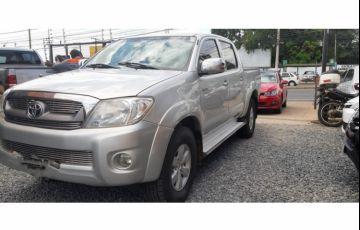 Toyota Hilux SR 4X2 2.7 (cab dupla) - Foto #10