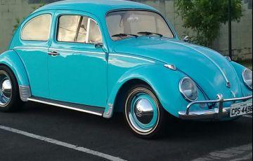 Volkswagen Fusca - Foto #8