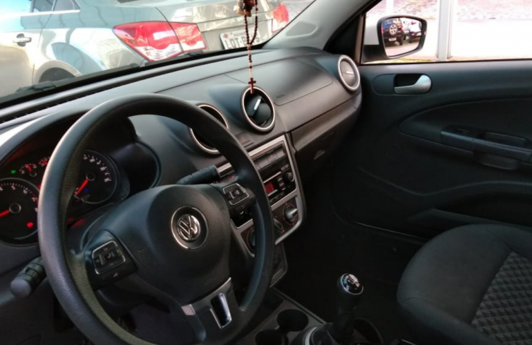 Volkswagen Gol 1.6 VHT Comfortline (Flex) 4p - Foto #3