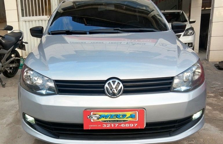 Volkswagen Voyage 1.0 MPI City (Flex) - Foto #1