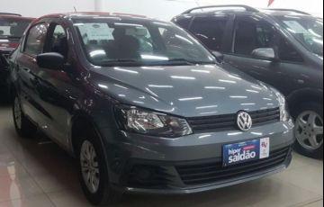 Volkswagen Voyage Trendline 1.6 Total Flex - Foto #2