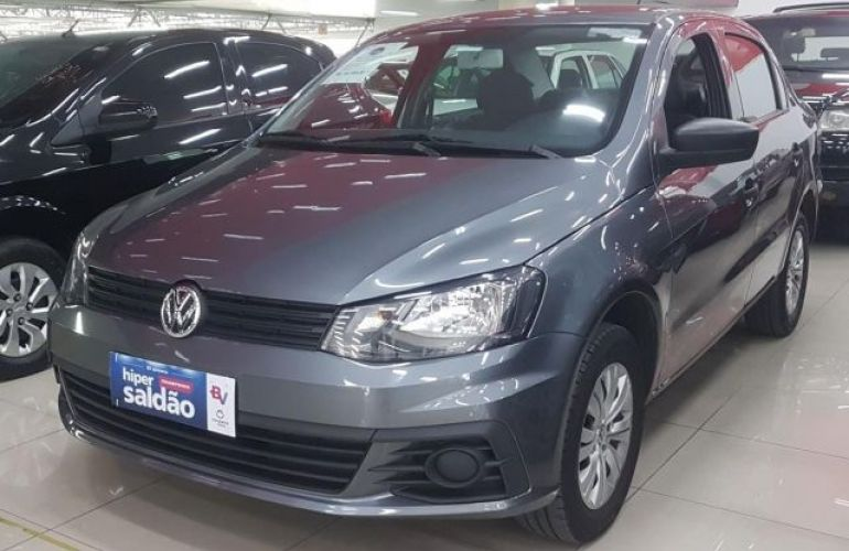Volkswagen Voyage Trendline 1.6 Total Flex - Foto #3