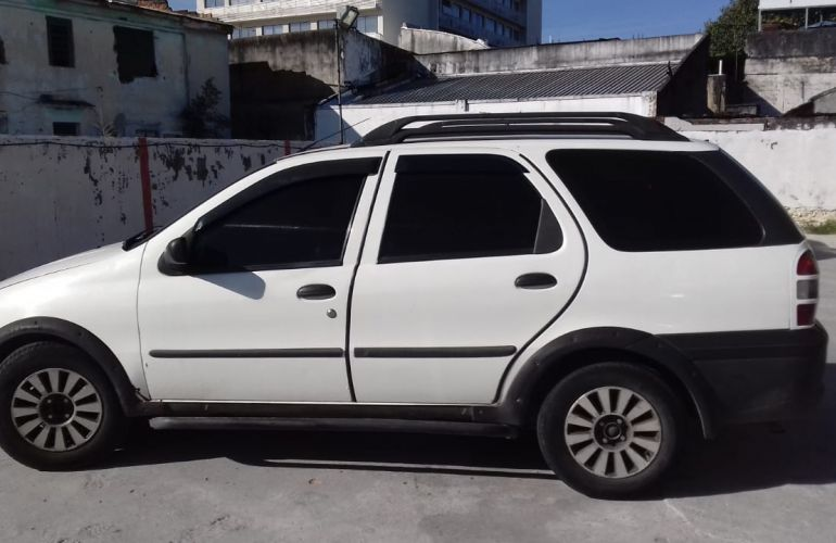 Fiat Palio Weekend Adventure 1.6 8V - Foto #5
