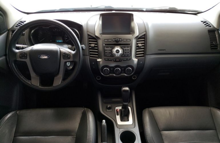 Ford Ranger 3.2 TD Limited CD Mod Center 4x4 (Aut) - Foto #9