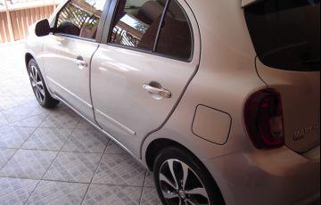 Nissan March 1.6 16V SL (Flex) - Foto #8