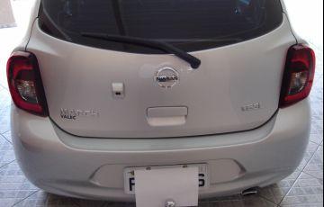Nissan March 1.6 16V SL (Flex) - Foto #10