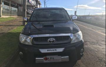 Toyota Hilux 2.7 CD Srv 4x4 (aut)
