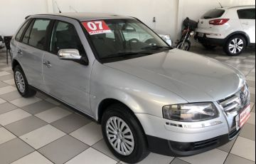 Volkswagen Gol 1.6 (G4) (Flex)