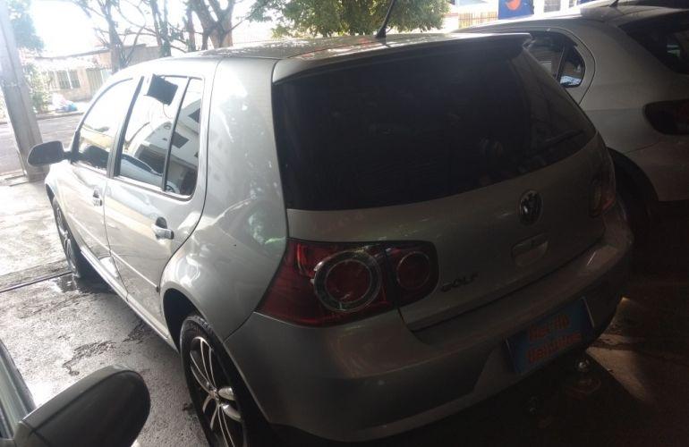Volkswagen Golf  Sportline 1.6 VHT Total (Flex) - Foto #5